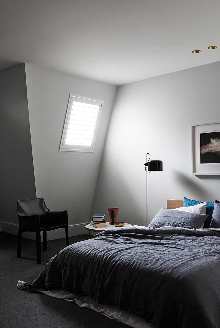 Est Magazine Flack Studio Bedroom