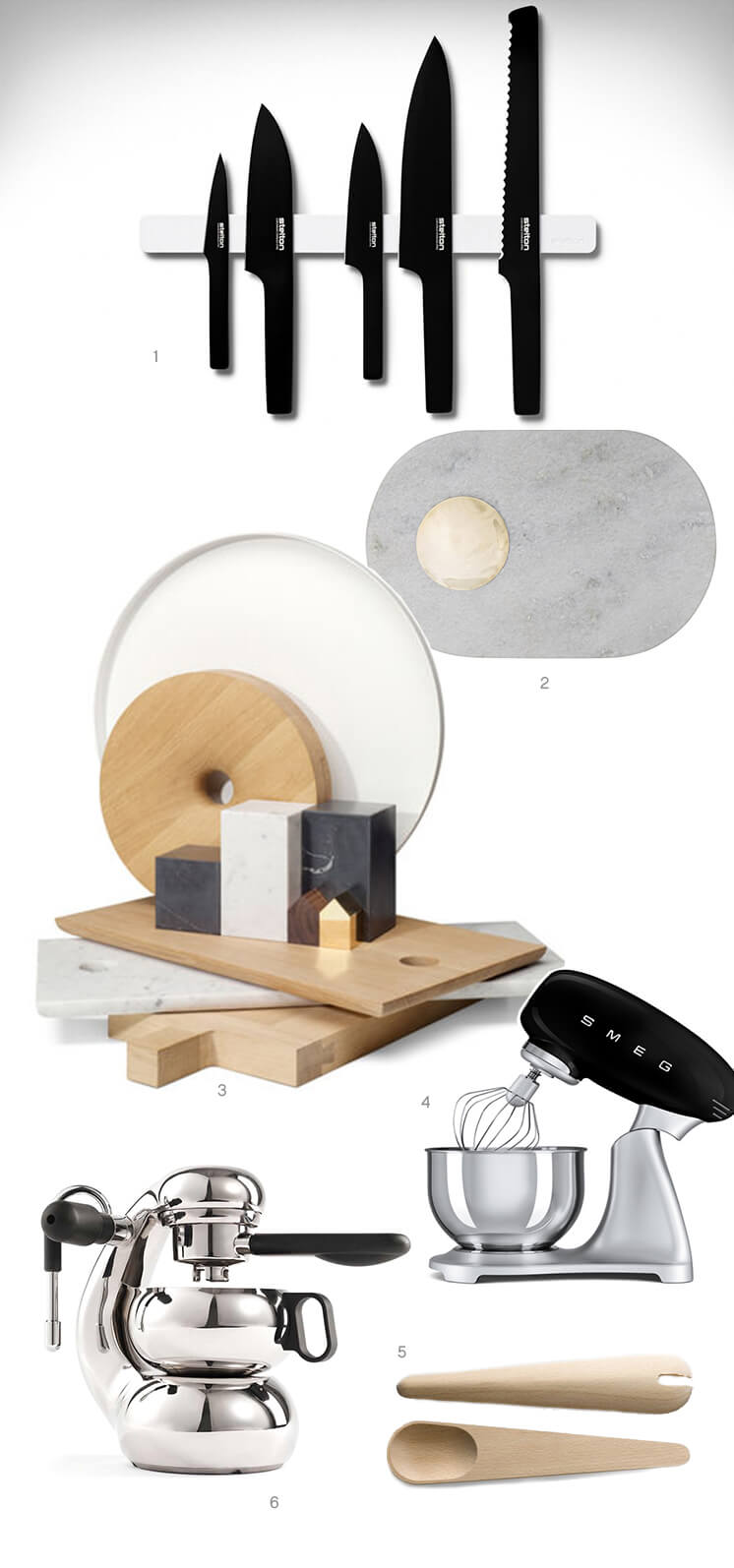 Est Magazine Kitchen Products