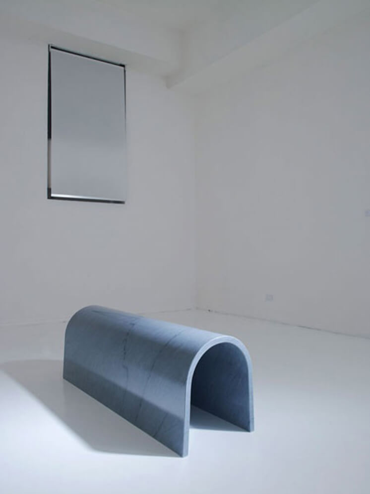 Est Magazine Dilmos Design Milan Ron Gilad The Line The Arch The Circle The Square 2012