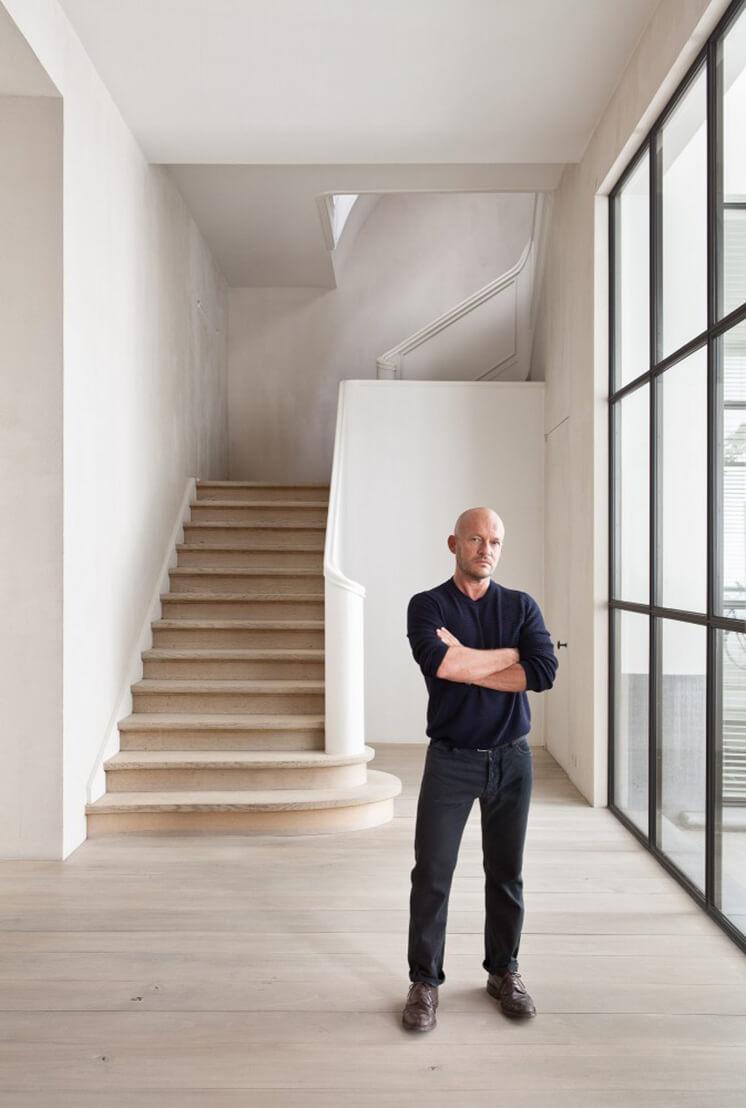 Est Magazine Frederik Vercruysse Vincent Van Duysen Portrait
