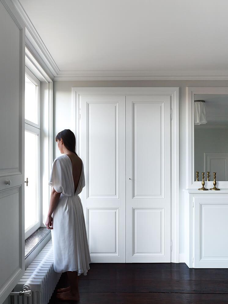 Est Magazine Portrait of a House Girl