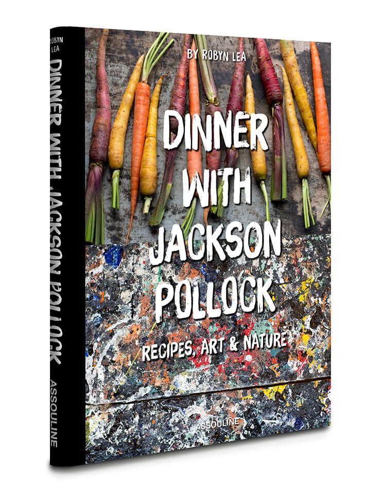 Est Magazine Robyn Lea Dinner with Jackson Pollock 3D Cover
