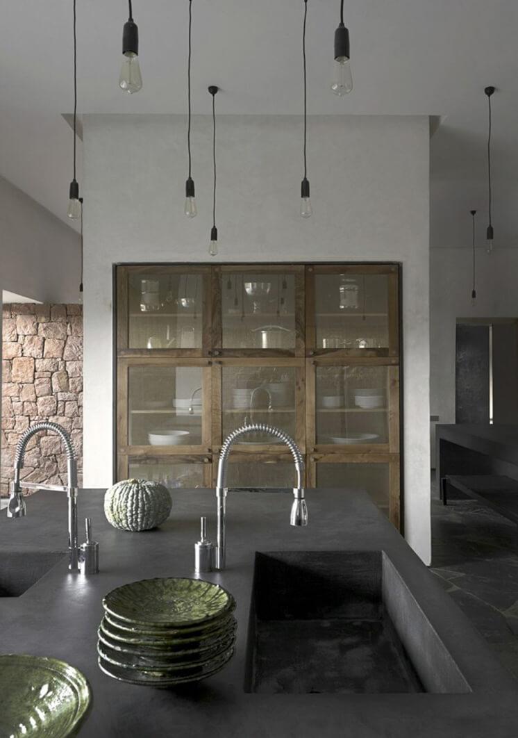 Est Magazine Villa E Morocco by Studio KO Kitchen