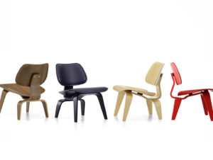 The ICON | Eames Plywood LCW Chair