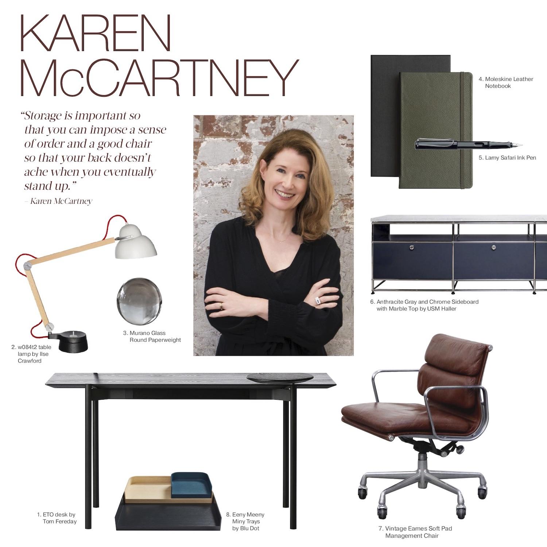 est living working from home karen mccartney 1