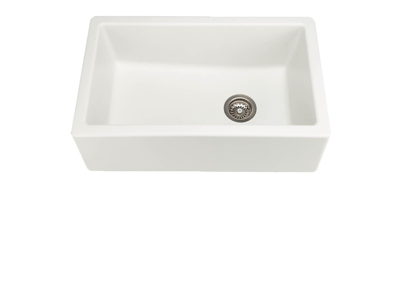 est living chambord philippe ii single bowl granit white 01