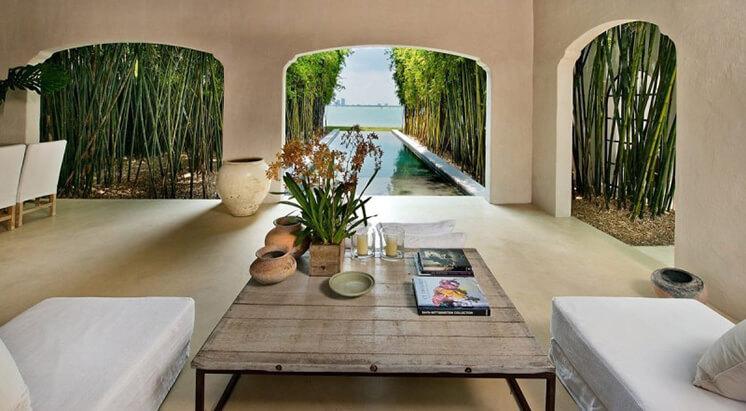 Calvin Kleins Miami Beach Home6