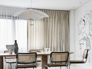 Dining | Avian Apartment Dining Room by Alicia Holgar