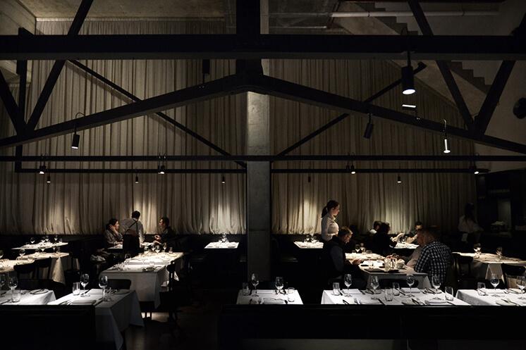 Est Magazine Shadow Dining Room