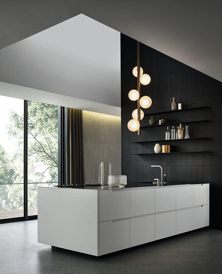 Est Magazine Polifrom Kitchen