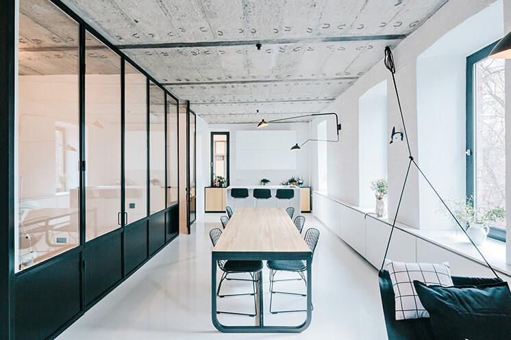 Est Magazine Crosby Studios