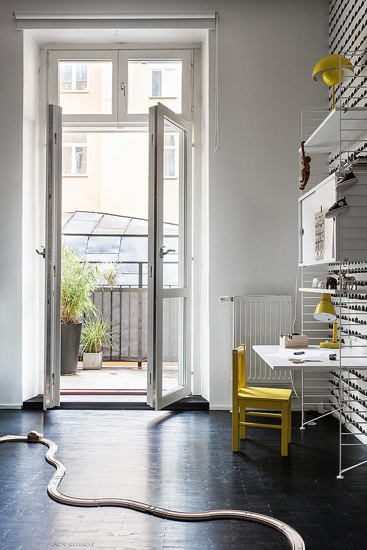 Est Magazine Open House Sweden Apartment4