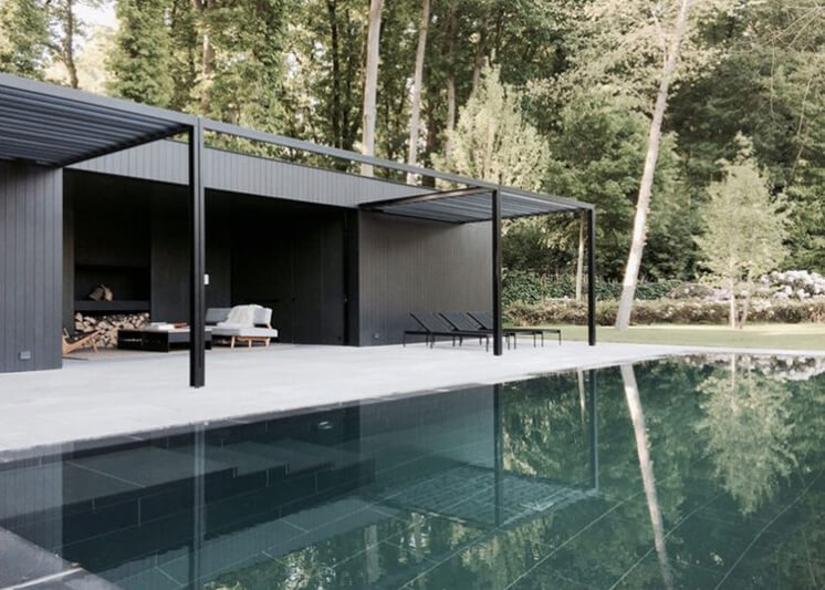Pool House | Marc Merckx Design