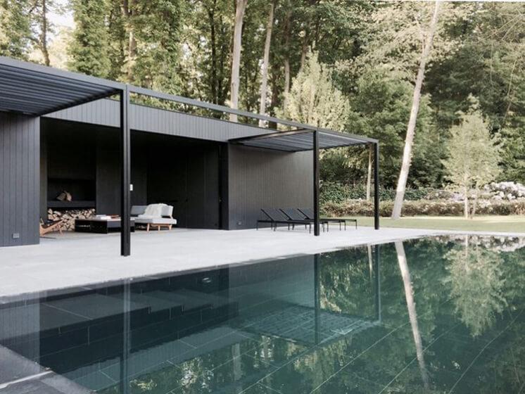 Est Magazine Pool House MMD7