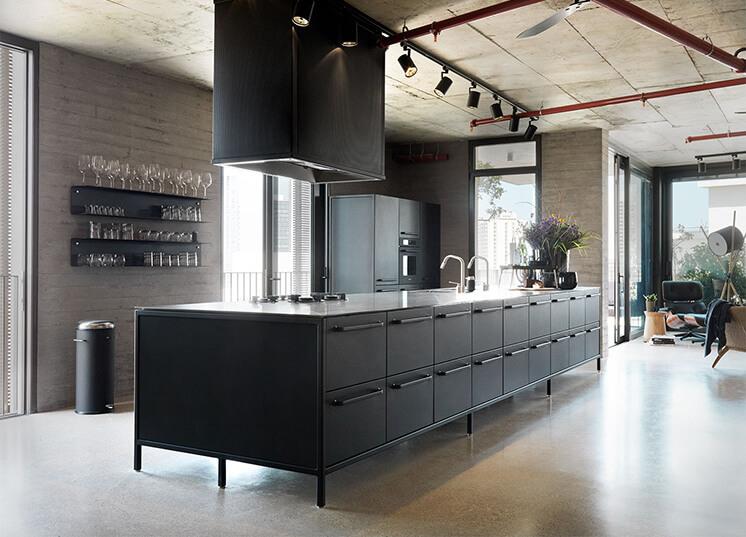 Est Magazine Tel Aviv Kitchen3