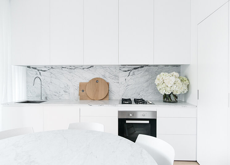 Kitchen |The Paddington Project by CM Studio