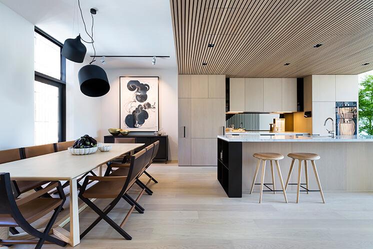 Est Magazine Esplanade Lynton Crabb Kitchen