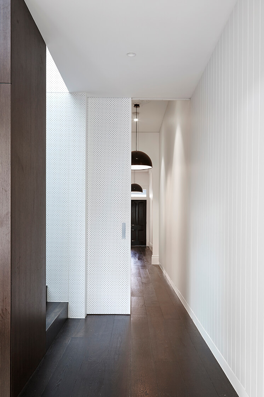 Est Living Taylor Knights St Kilda House Hallway
