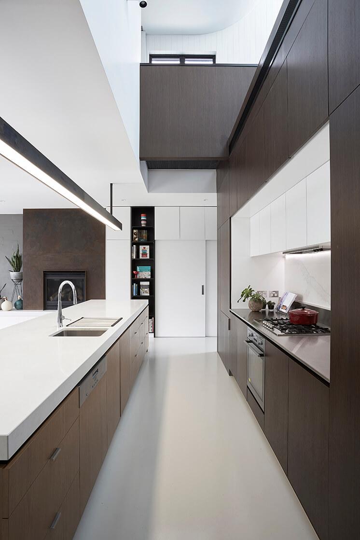 Est Living Taylor Knights St Kilda House Kitchen Void 01