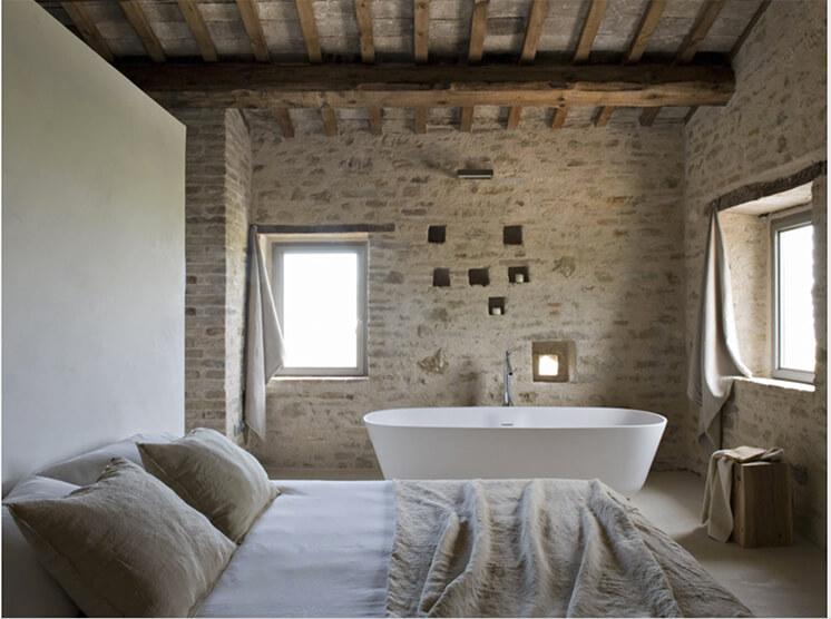 Est Living Villa Olivi Italy MasterBed