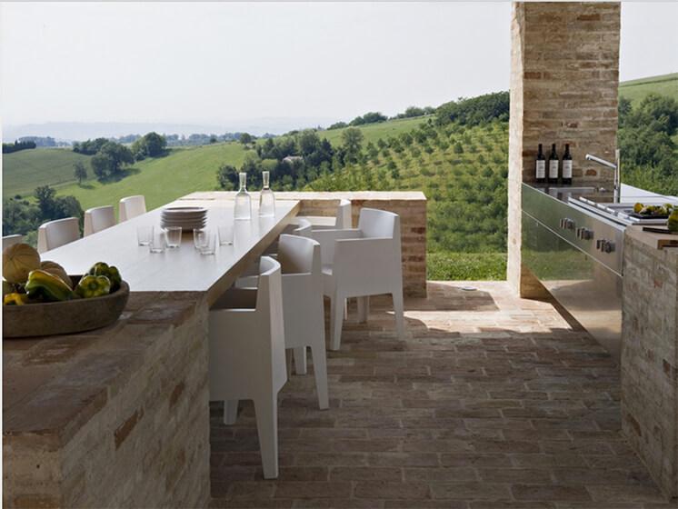 Est Living Villa Olivi Italy Outdoor