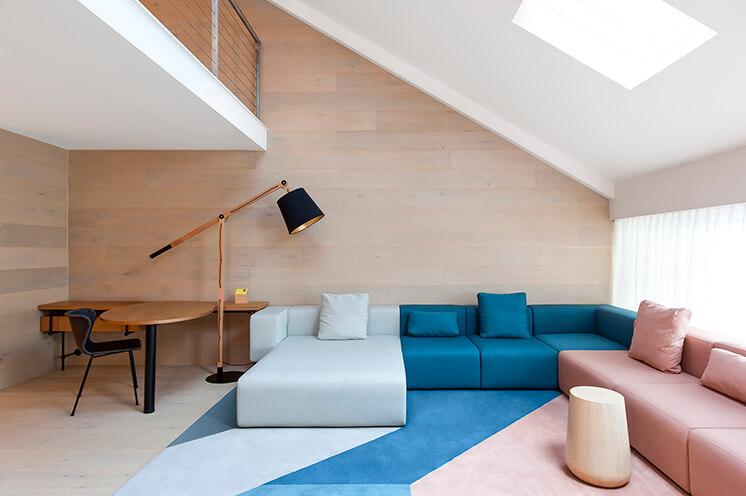 Ovolo Woolloomooloo Est Living Room