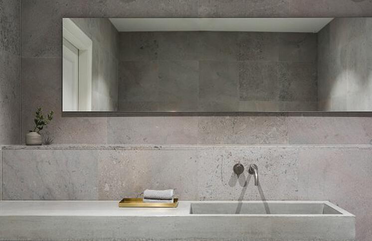 Richard Lindvall Gold Grey Apartment est living06
