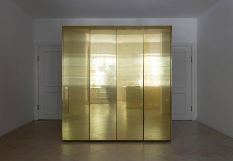 Richard Lindvall Gold Grey Apartment est living07