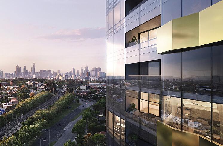 Vanguard Apartments est living05