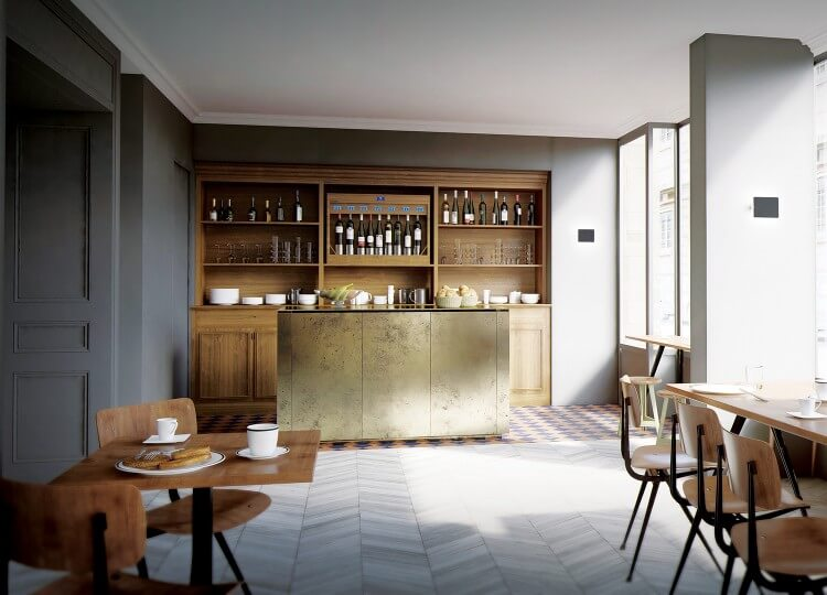 COQ-Hotel-Paris-Est-Living