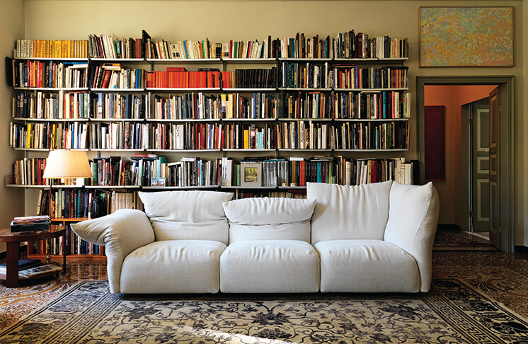 Edra Standard Sofa Est Living