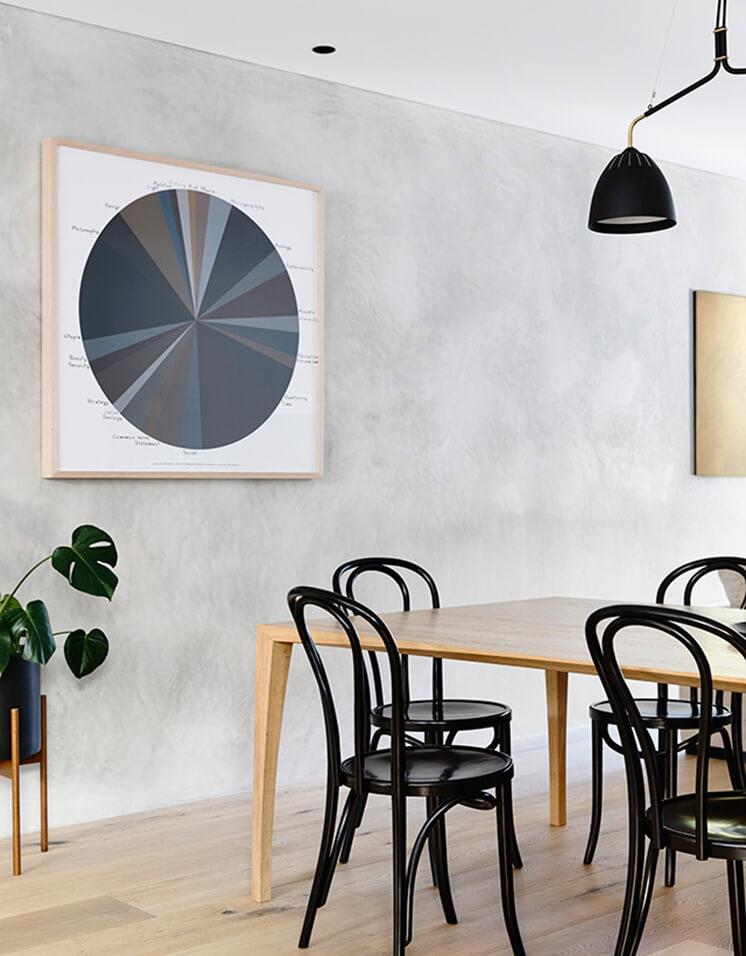 Elwood House Inform Design Est Living Dining