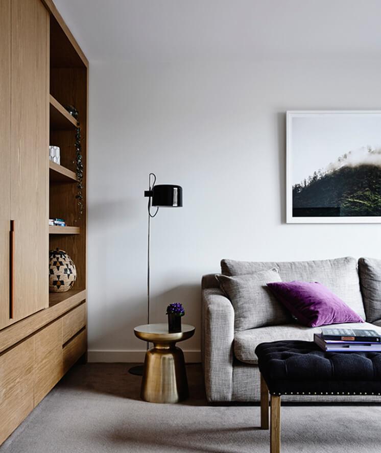 Elwood House Inform Design Est Living Front Living