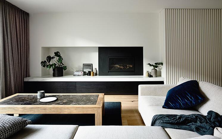 Elwood House Inform Design Est Living Living