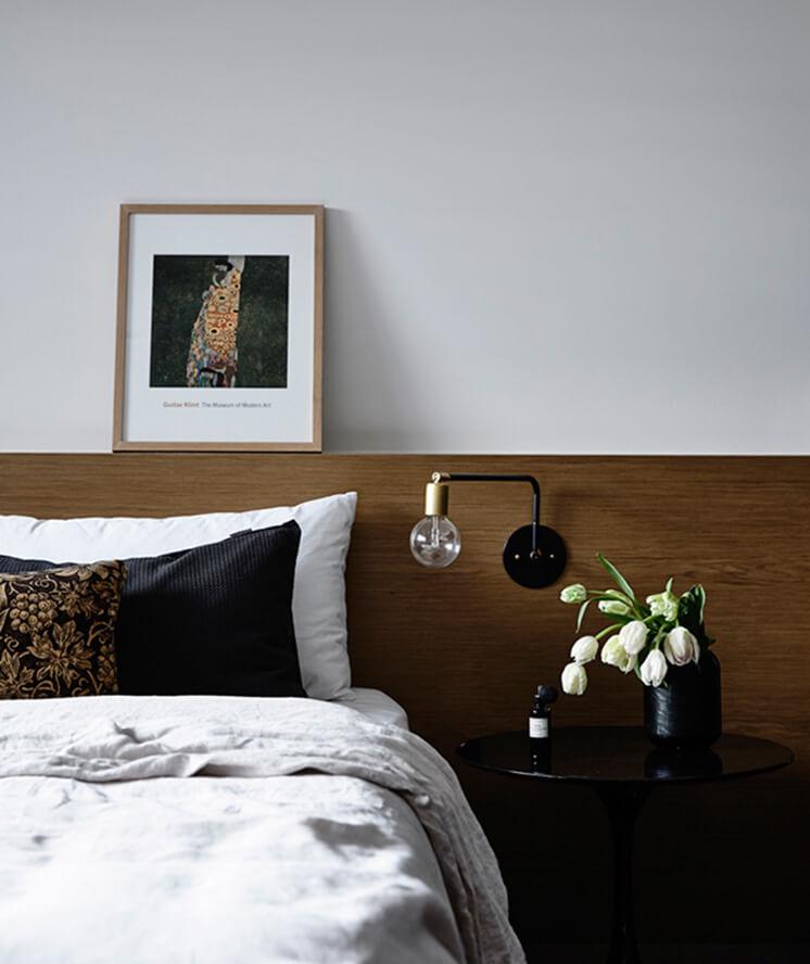 Elwood House Inform Design Est Living Master Bed 1