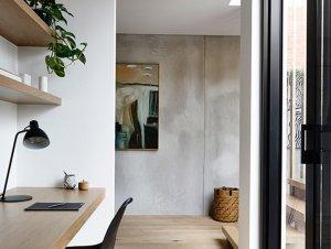 Study |  Elwood Townhouse by InForm Design