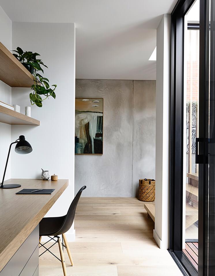 Elwood House Inform Design Est Living Study