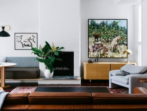 Living | Bronte House Living Room by Arent & Pyke