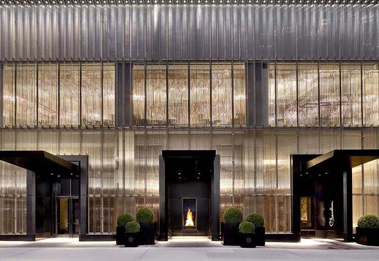 Est Living Baccarat Hotel NYC