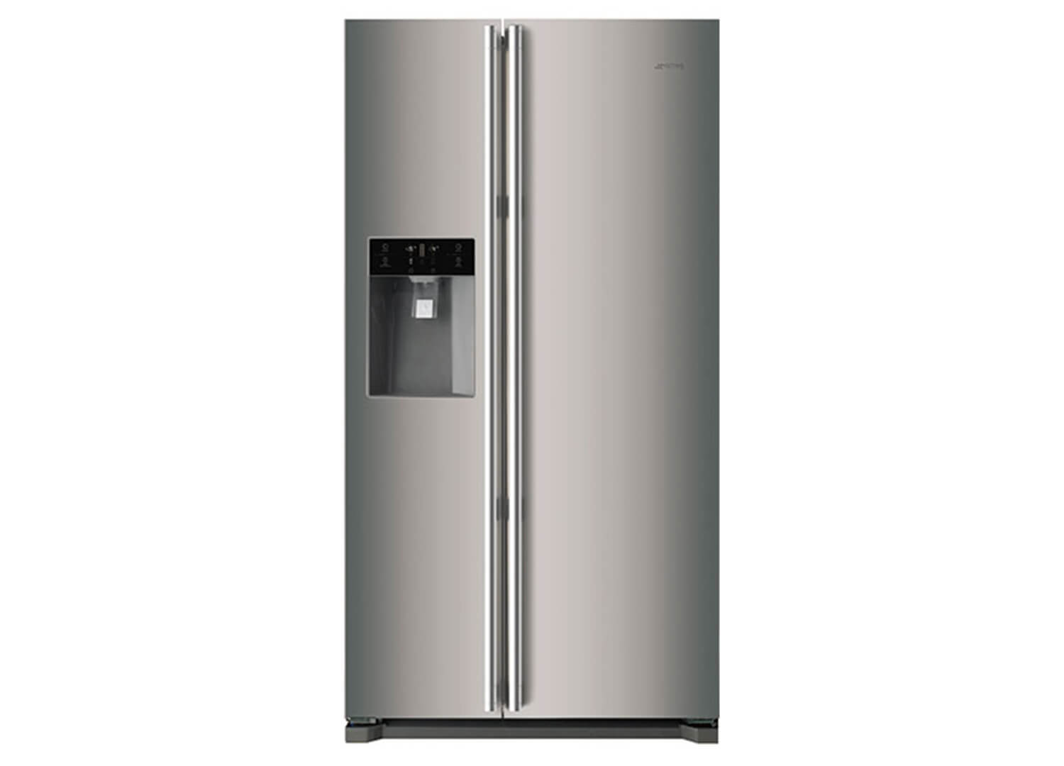Smeg Side By Side Fridge Est Living