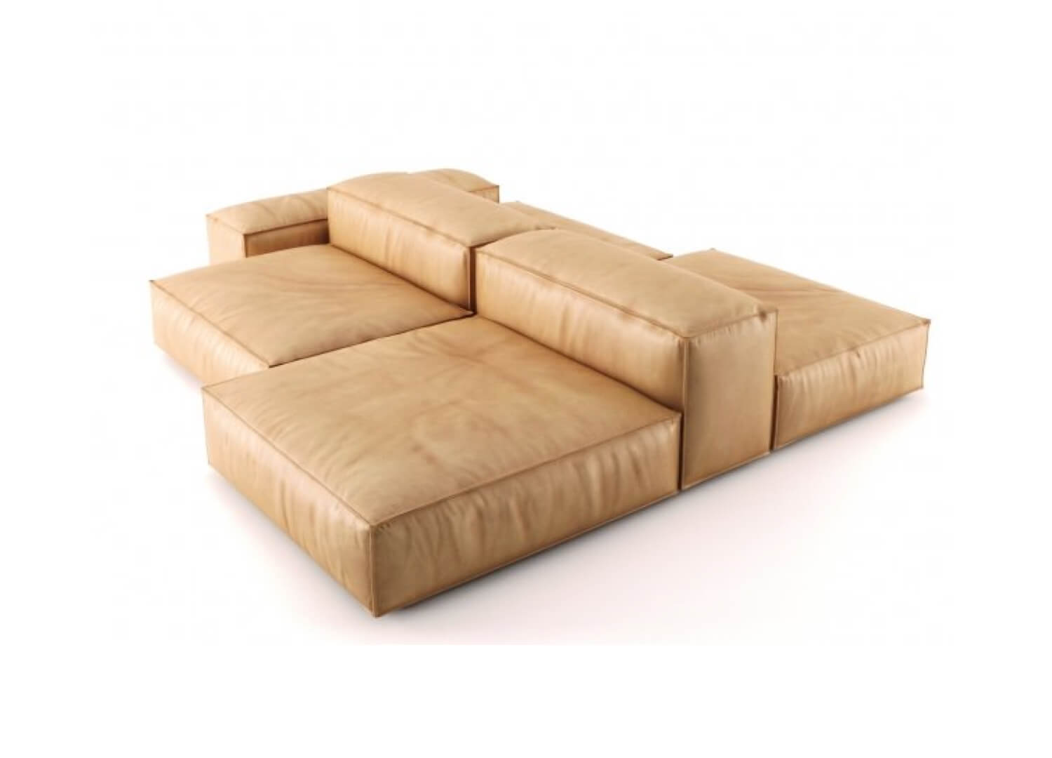 Extrasoft Sofa By Living Divani For Space Furniture Est