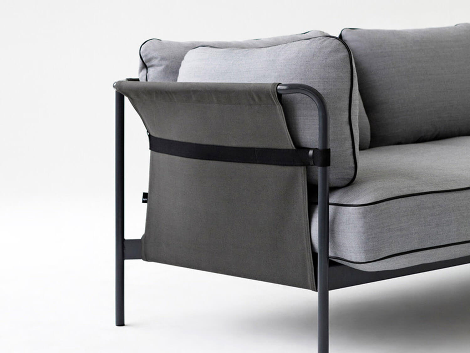 Est Living Bouroullec for Hay Can Sofa 3 Seater