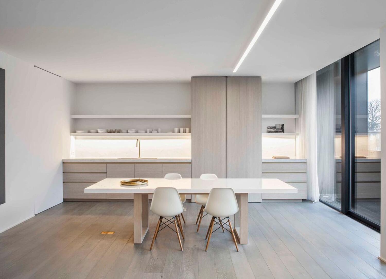 Est Living Bruges Apartment Obumex Annick Vernimmen Photography