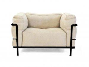 Cassina LC3 Armchair
