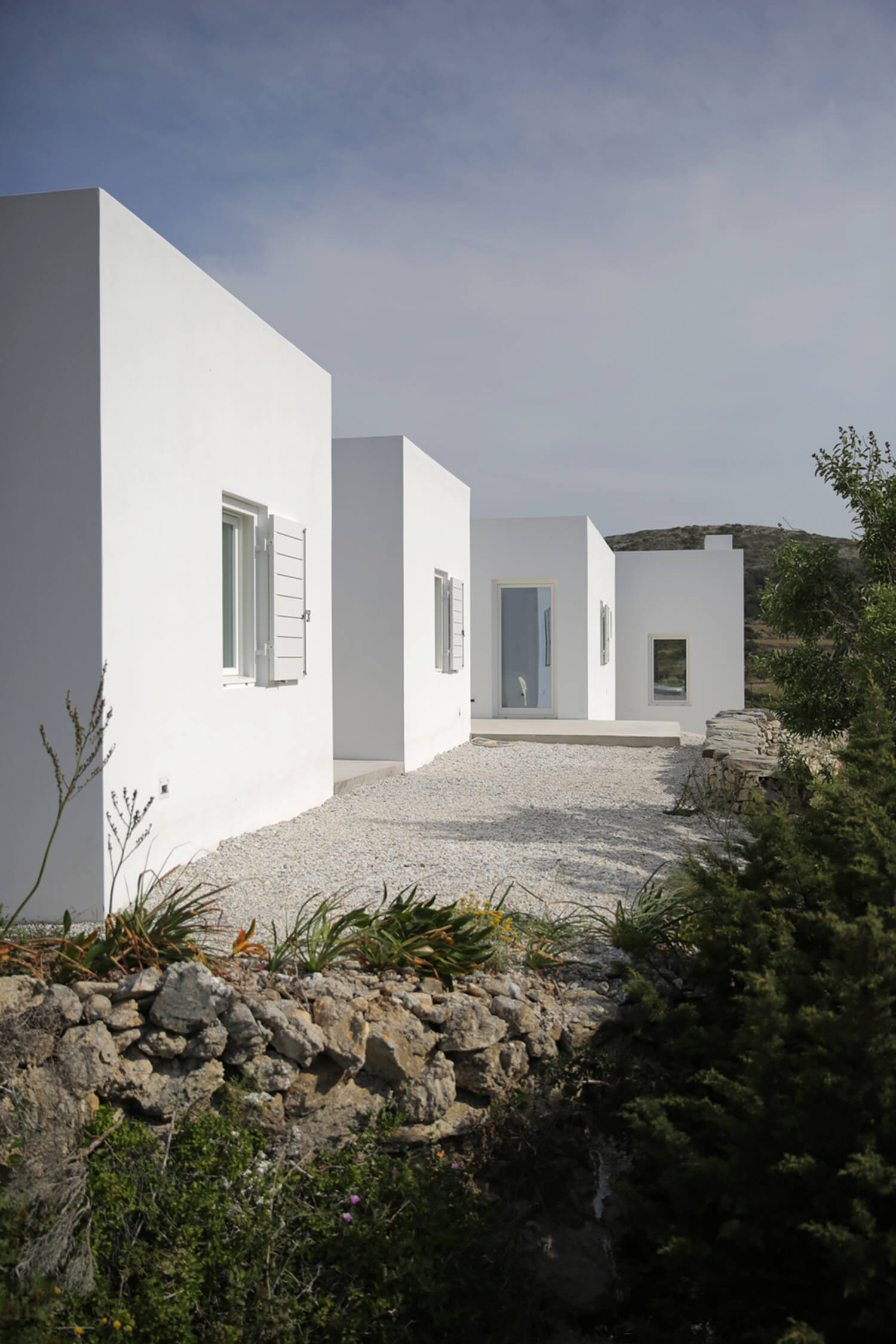 Est Living Maison Kamari Paros Greece Ext.01