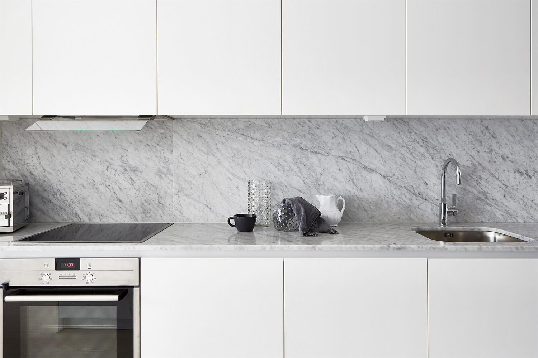 Est Living Open House SJÖSTAD Apartment Kitchen