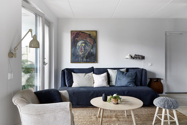 Est Living Open House SJÖSTAD Apartment LivingRoom
