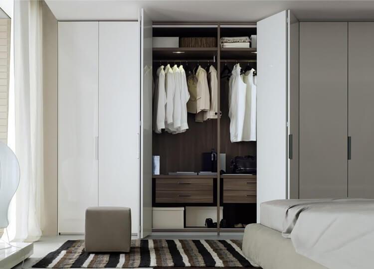 Wardrobes + Storage