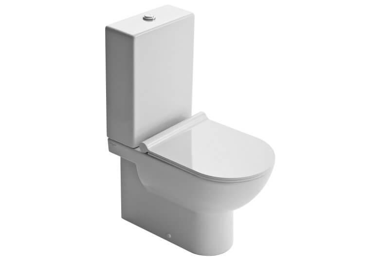 Sfera Monobloc Slim Toilet Rogerseller