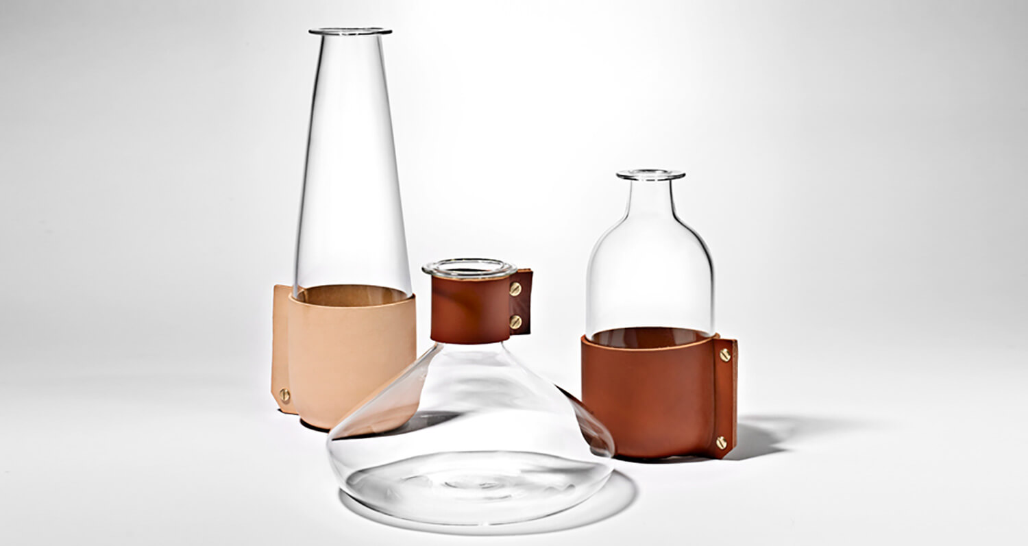 Est-Living-Strapped-Design-Covet-Simon-Hasan-Wrap-Glassware